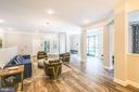 Stylish foyer welcomes you into the Flats - 23631 HAVELOCK WALK TER #420, ASHBURN