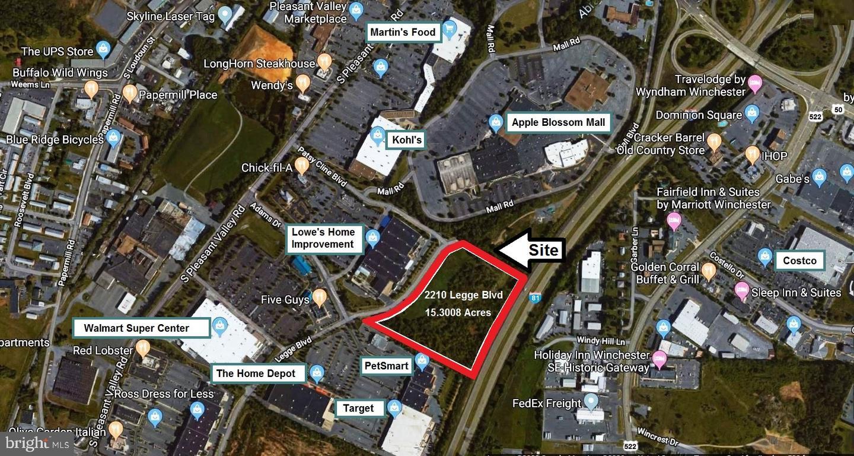 Land voor Verkoop op Winchester, Virginia 22601 Verenigde Staten