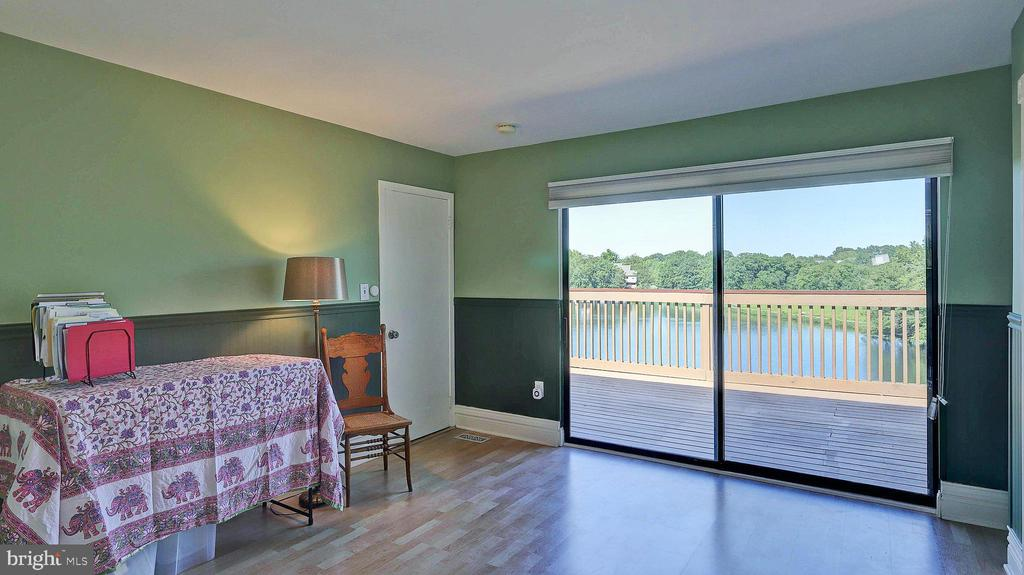 4th level rec room/office with view - 11210 LAGOON LN, RESTON