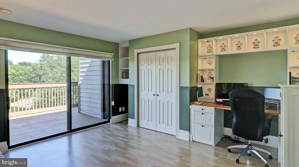 4th level Bedroom/Office - 11210 LAGOON LN, RESTON