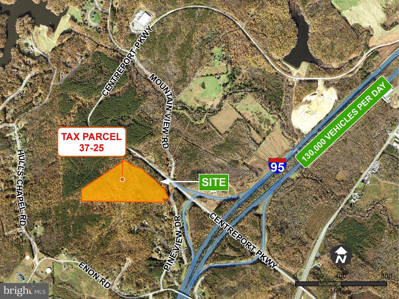 Land für Verkauf beim Falmouth, Virginia 22406 Vereinigte Staaten