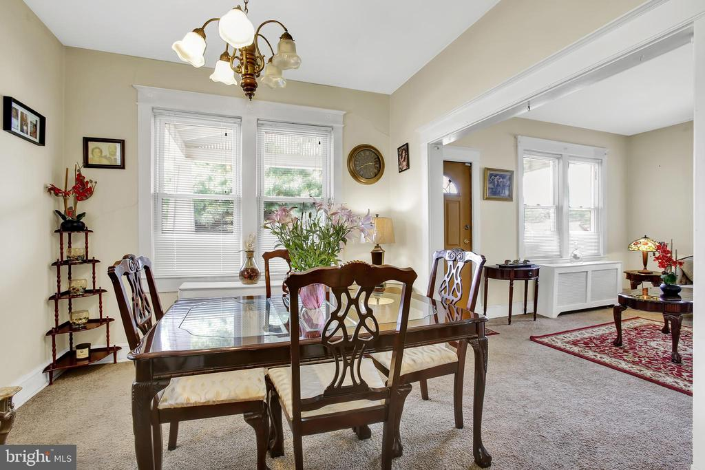 Dining-Room - 1805 KEARNY ST NE, WASHINGTON