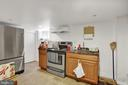 Fully finished Basement with Kitchen - 1805 KEARNY ST NE, WASHINGTON
