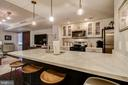 Updated kitchen with modern finishes - 912 F ST NW #408, WASHINGTON