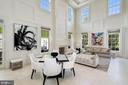 Living Room - 2101 DUNMORE LN NW, WASHINGTON