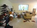 Living room view 1 - 5111 S 8TH RD S #207, ARLINGTON
