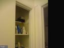 linen closet - 5111 S 8TH RD S #207, ARLINGTON