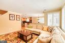 Family Room - 1308 PAVILION CLUB WAY, RESTON