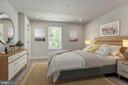 Master Bedroom - 1599 MEADOWLARK GLEN RD, DUMFRIES