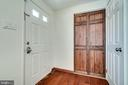Entrance / Closet - 8364 ROCKY FORGE CT, SPRINGFIELD