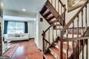 Stairs Up / Down - 8364 ROCKY FORGE CT, SPRINGFIELD