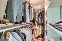 Walk In Closet - 8364 ROCKY FORGE CT, SPRINGFIELD