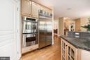 ...stainless steel appliances... - 11594 CEDAR CHASE RD, HERNDON