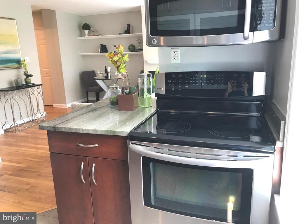 Kitchen b - 2145 CALIFORNIA ST NW #201, WASHINGTON