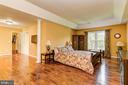 Master Bedroom Suite - 13701 MOUNT PROSPECT DR, ROCKVILLE