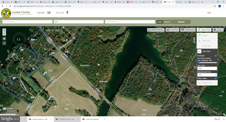 Terreno para Venda às Bumpass, Virginia 23024 Estados Unidos