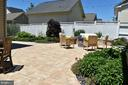 Custom Paver Patio & Landscaping - 23402 HIGBEE LN, BRAMBLETON
