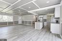 Open Concept Floor Plan - 7131 ROCK CREEK DR, FREDERICK