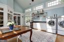 Garden Sunroom with 16' Ceiling - 4629 35TH ST N, ARLINGTON