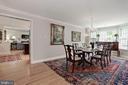 Dining Room - 4629 35TH ST N, ARLINGTON