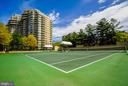 Tennis Courts - 5610 WISCONSIN AVE #304, CHEVY CHASE