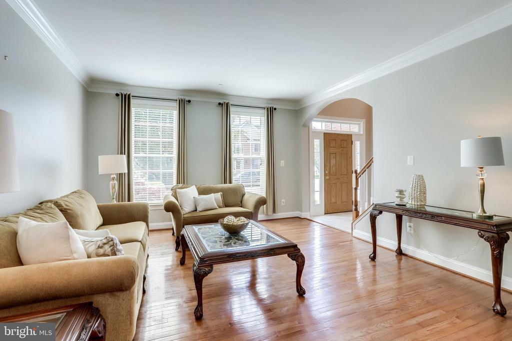 Living Room - 43226 KATHLEEN ELIZABETH DR, ASHBURN