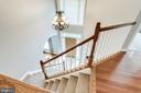 Top of Stairs - 43226 KATHLEEN ELIZABETH DR, ASHBURN