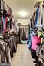Master Bedroom Closet - 43226 KATHLEEN ELIZABETH DR, ASHBURN