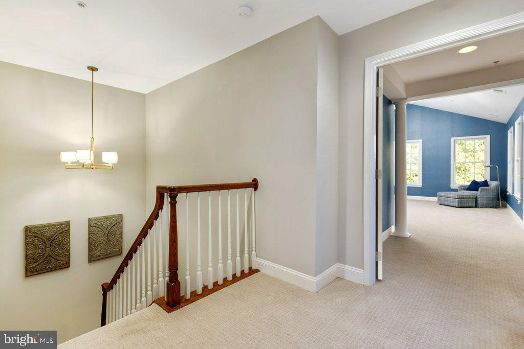 Now...just 16 steps to the second floor - 405 S HENRY ST, ALEXANDRIA