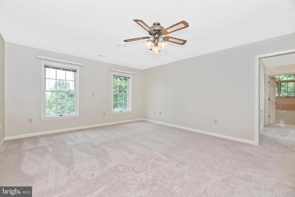 Wonderful views from master bedroom. - 7799 COBLENTZ RD, MIDDLETOWN