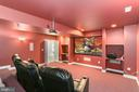 Media Room - 11418 WAPLES MILL RD, OAKTON