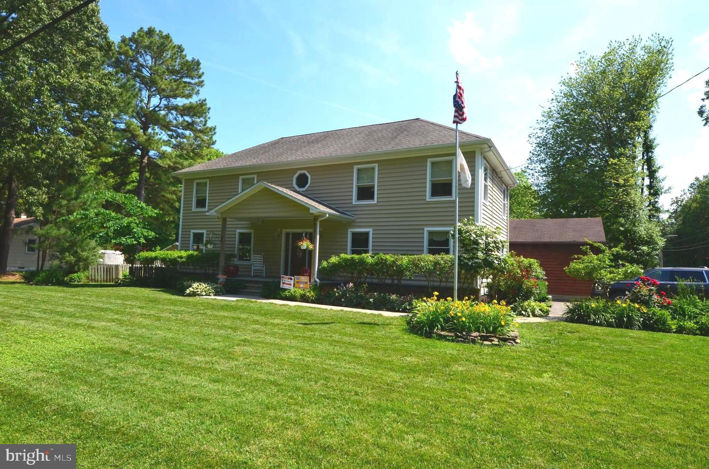 Single Family Homes للـ Sale في Deale, Maryland 20751 United States