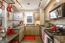 Kitchen - Granite Counter Tops - 442 W SOUTH ST, FREDERICK
