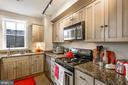 Kitchen - Stainless Steel Appliances - 442 W SOUTH ST, FREDERICK