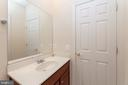 private bath for upstairs bedroom - 7901 S RUN VW, SPRINGFIELD