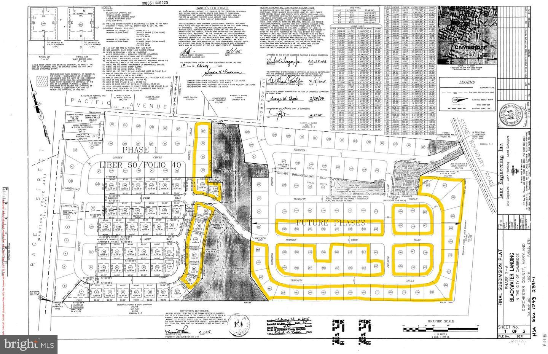 Mark för Försäljning vid Cambridge, Maryland 21613 Förenta staterna