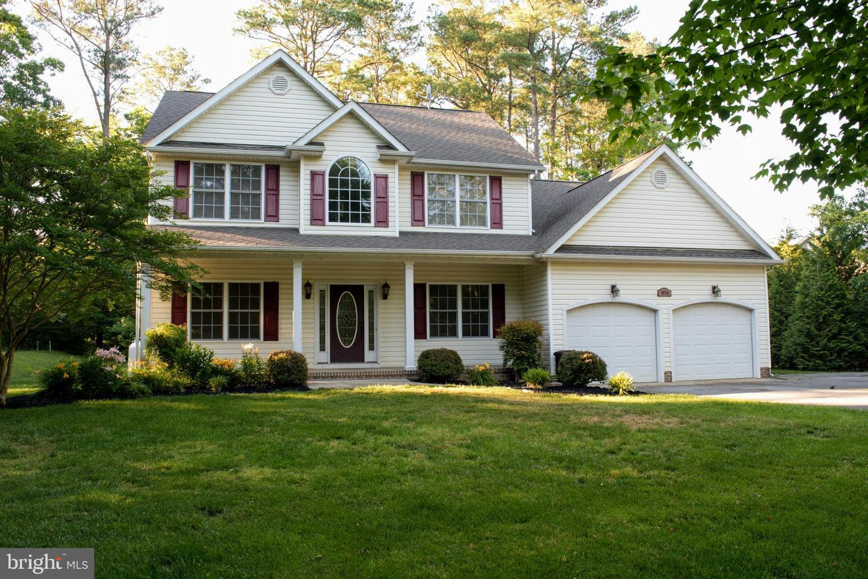 Single Family Homes 为 销售 在 California, 马里兰州 20619 美国