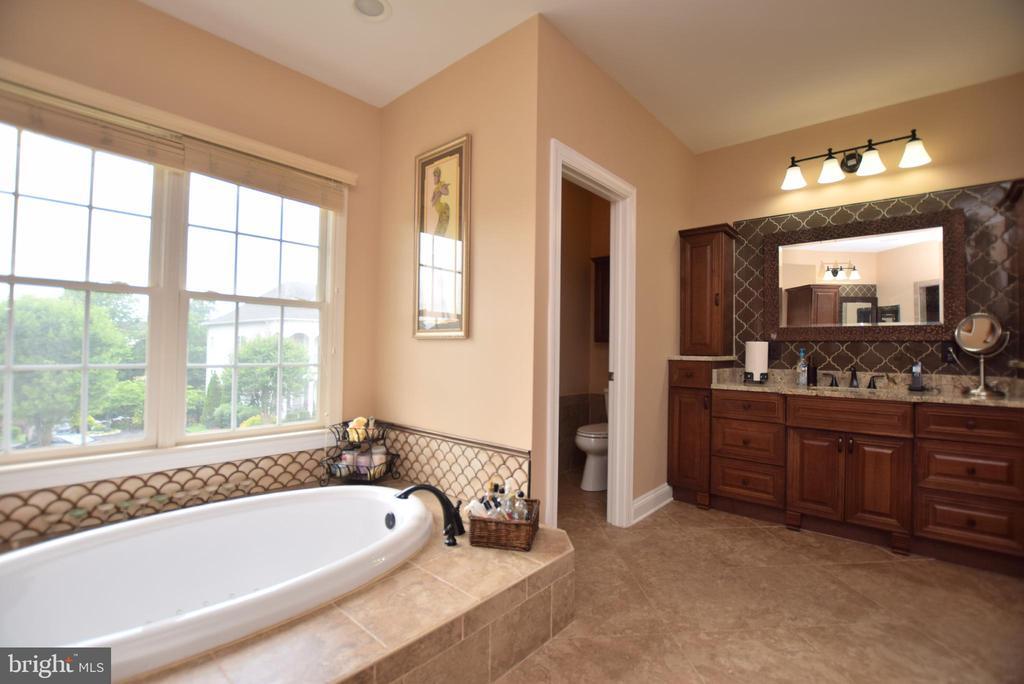Master Bathroom - 9287 SUMNER LAKE BLVD, MANASSAS