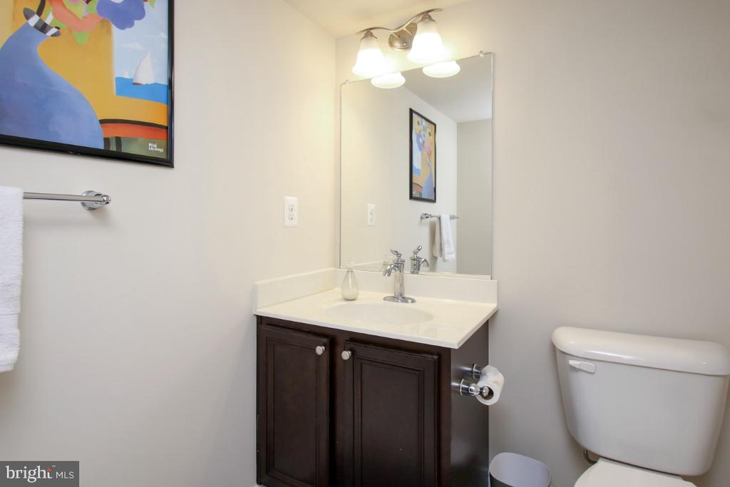 Third full bath in the finished basement - 3006 OLD ANNAPOLIS TRL, FREDERICK