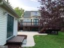 Back Deck, Patio and Shed - 4705 FORDHAM RD, COLLEGE PARK