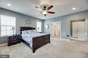 Master Bedroom - 20417 SAVIN HILL DR, ASHBURN