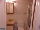 Bathroom - 13409 SHADY KNOLL DR #313, SILVER SPRING