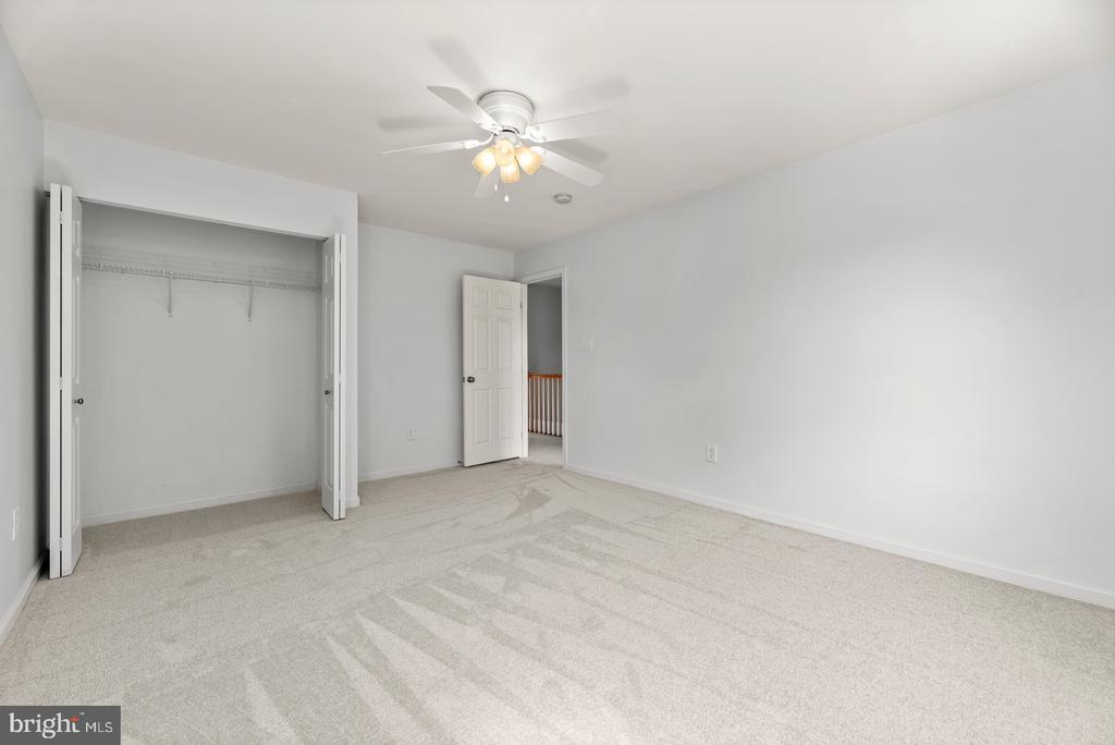 Bedroom #2 in floorplan - 41 TOWN CENTER DR, LOVETTSVILLE