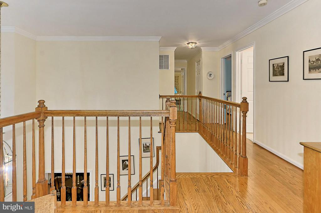 Upper Level - 6603 OKEEFE KNOLL CT, FAIRFAX STATION