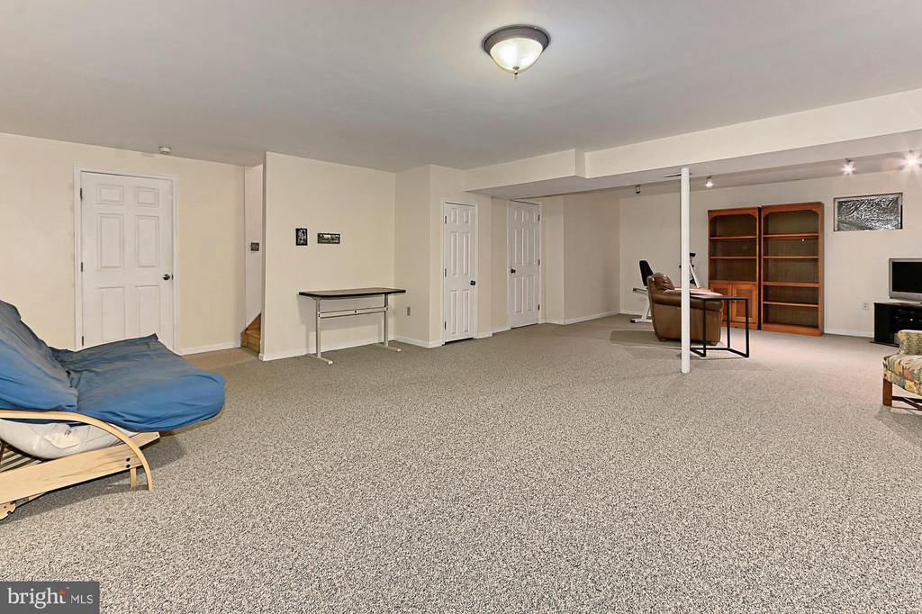 Recreation Room - 6603 OKEEFE KNOLL CT, FAIRFAX STATION