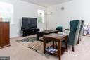 Living Room - 18226 JILLIAN LN, TRIANGLE