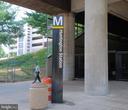 Take the path or shuttle to metro - 5902 MOUNT EAGLE DR #609, ALEXANDRIA