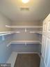 Master Bedroom closet 2 - 6311 WILLOWFIELD WAY, SPRINGFIELD