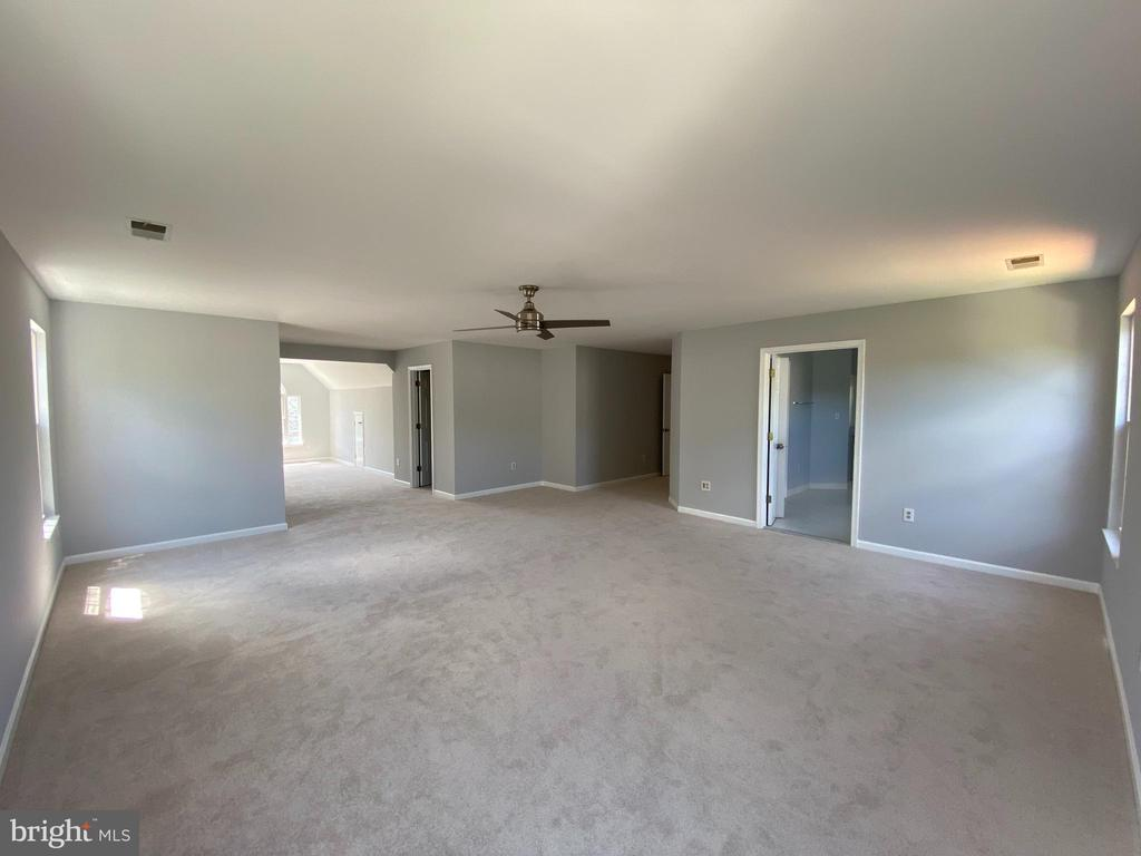 Master Bedroom View-2 - 6311 WILLOWFIELD WAY, SPRINGFIELD