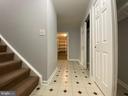 Lower Level Hallway - 6311 WILLOWFIELD WAY, SPRINGFIELD